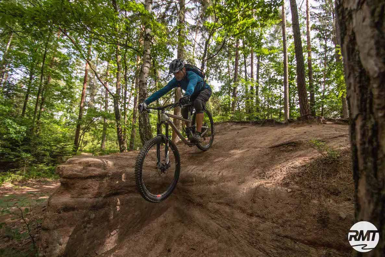 Experten Fahrtechnik Kurs in Witten |Ruhrgebiet - Rock my Trail MTB und eBike Bikeschule GmbH
