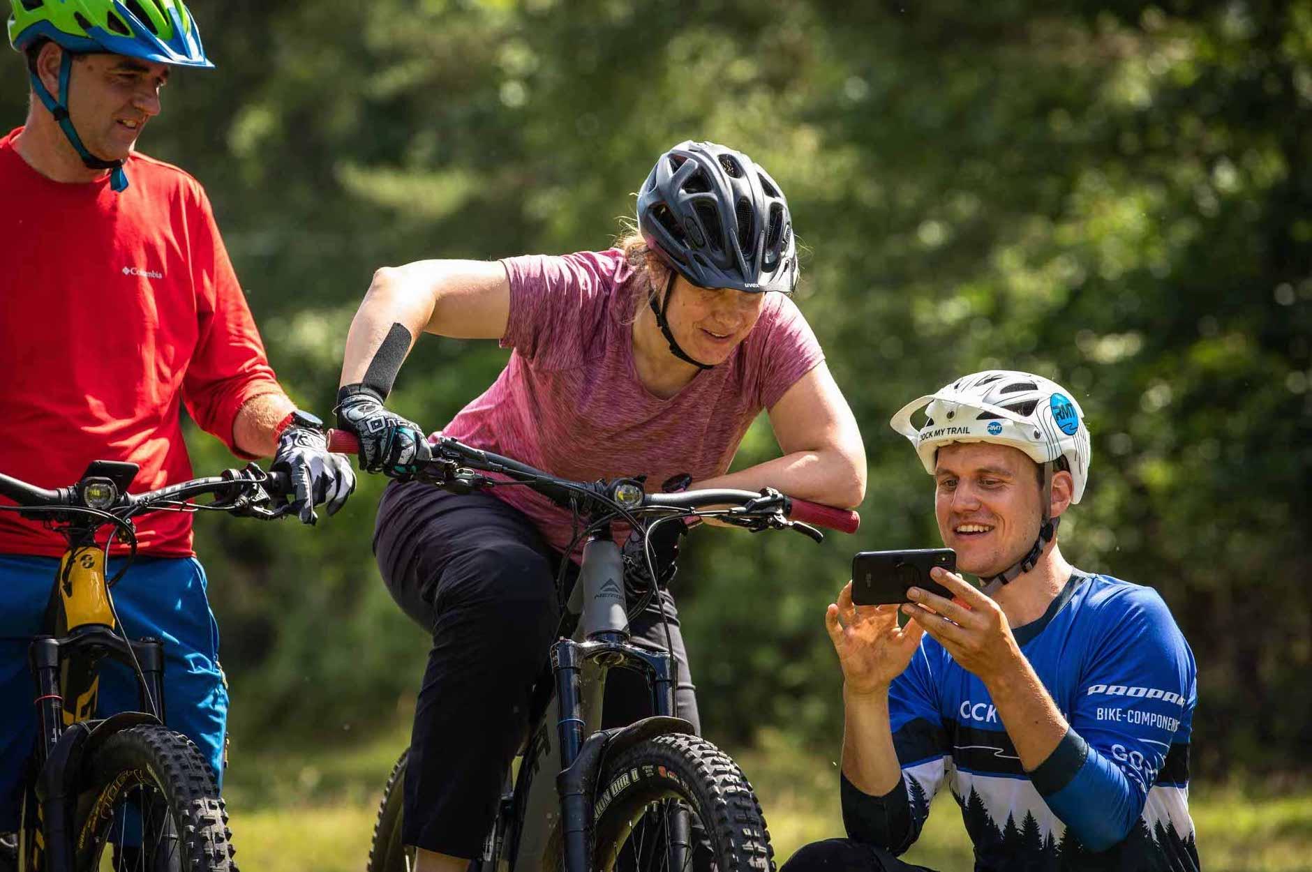 Fahrtechnik Wochenende Basic+ Hannover |Bad Salzdetfurth - Wochenend Intensiv Training - Rock my Trail - Bikeschule
