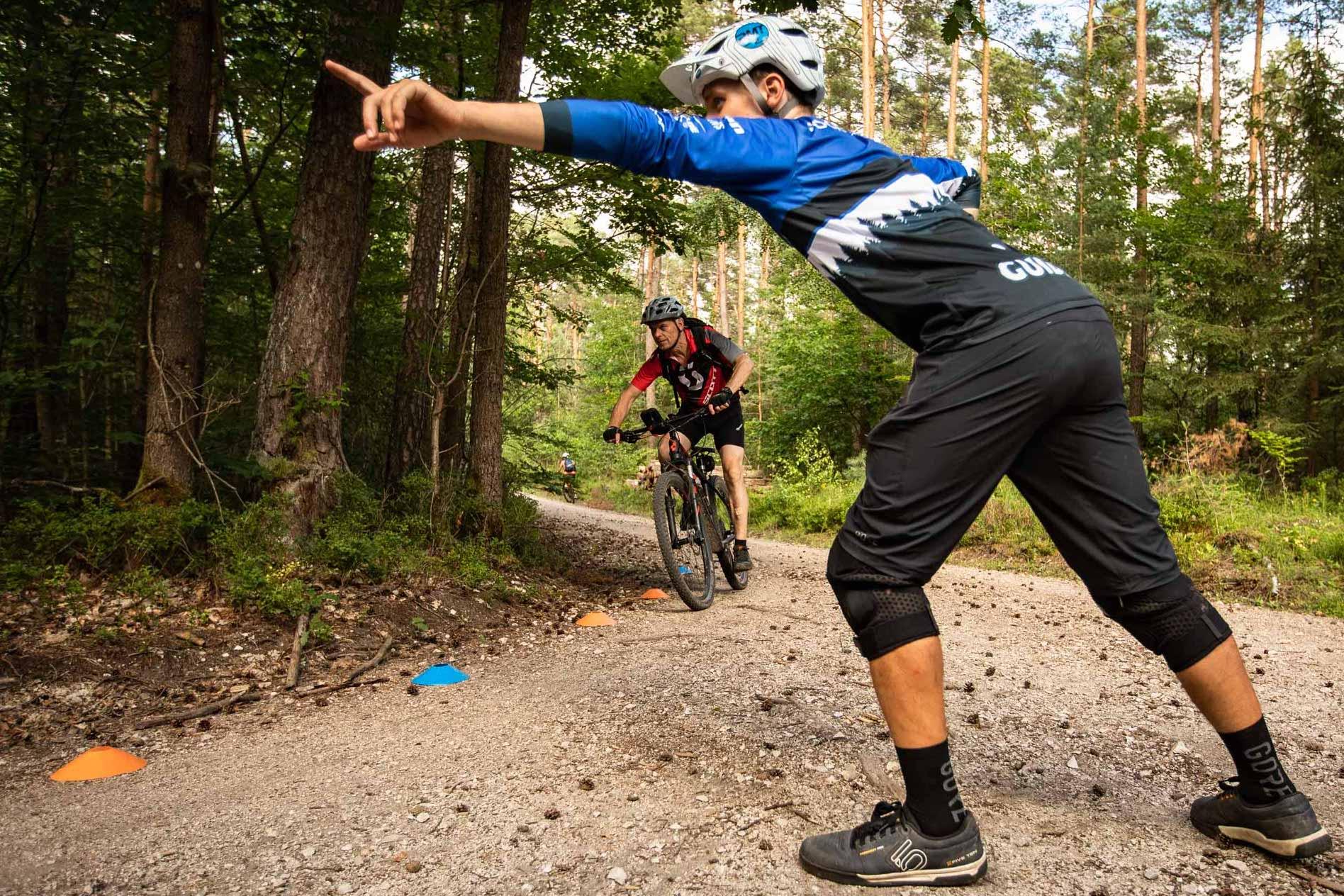 Fahrtechnik Wochenende Basic+ Winterberg Sauerland Intensiv Training - Rock my Trail - Bikeschule -10