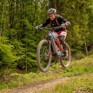 Gutschein für MTB Kurse Sprung - Fahrtechnik Training Rock my Trail -1