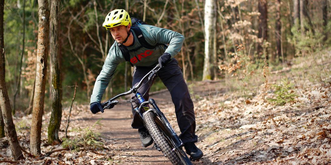 MTB Fahrtechnik Kurs Fortgeschrittene in Berlin - Hauptstadt - Mountainbike Fortgeschritten - Rock my Trail Bikeschule GmbH