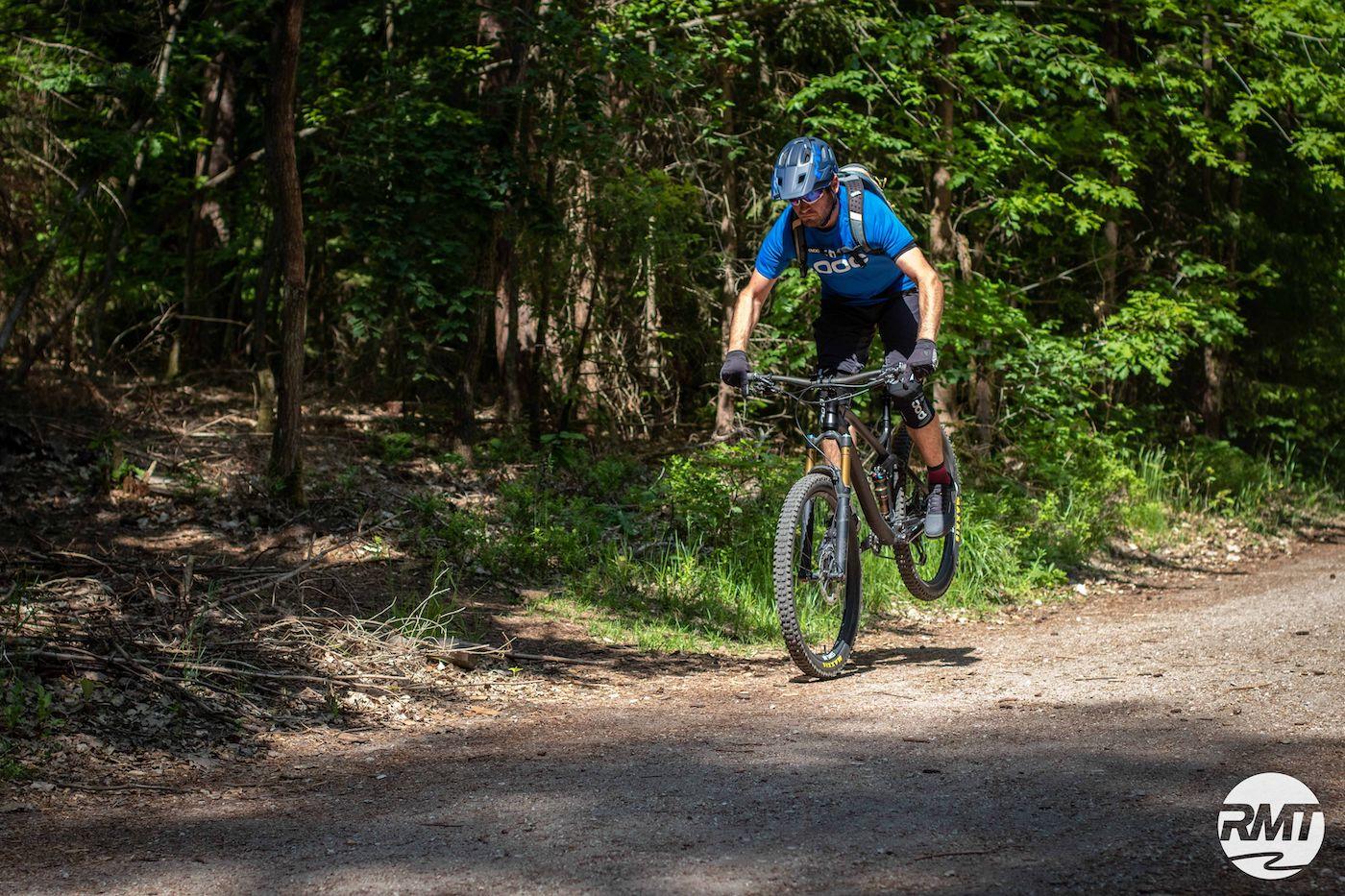 MTB Fahrtechnik Kurs Fortgeschrittene in Frankfurt  Taunus - Mountainbike Fortgeschritten - Rock my Trail Bikeschule - 1