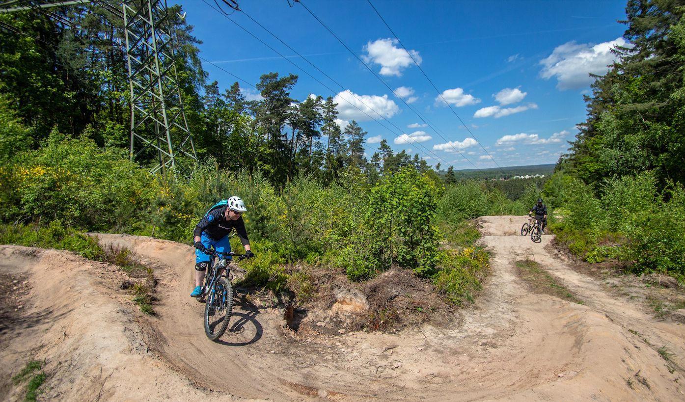 MTB Fahrtechnik Kurs Fortgeschrittene in Kassel - Mountainbike Fortgeschritten - Rock my Trail Bikeschule