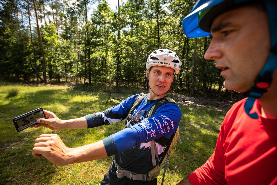 MTB Fahrtechnik Kurs Fortgeschrittene in Moers - Mountainbike Fortgeschritten - Rock my Trail Bikeschule - 18