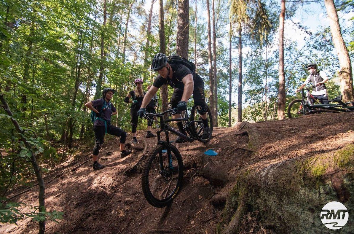 MTB Fahrtechnik Kurs Fortgeschrittene in Moers - Mountainbike Fortgeschritten - Rock my Trail Bikeschule - 2