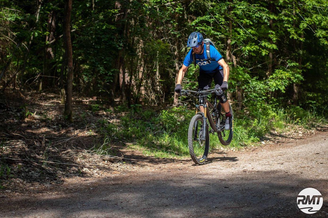 MTB Fahrtechnik Kurs Fortgeschrittene in Witten | Ruhrgebiet - Mountainbike Fortgeschritten - Rock my Trail Bikeschule GmbH