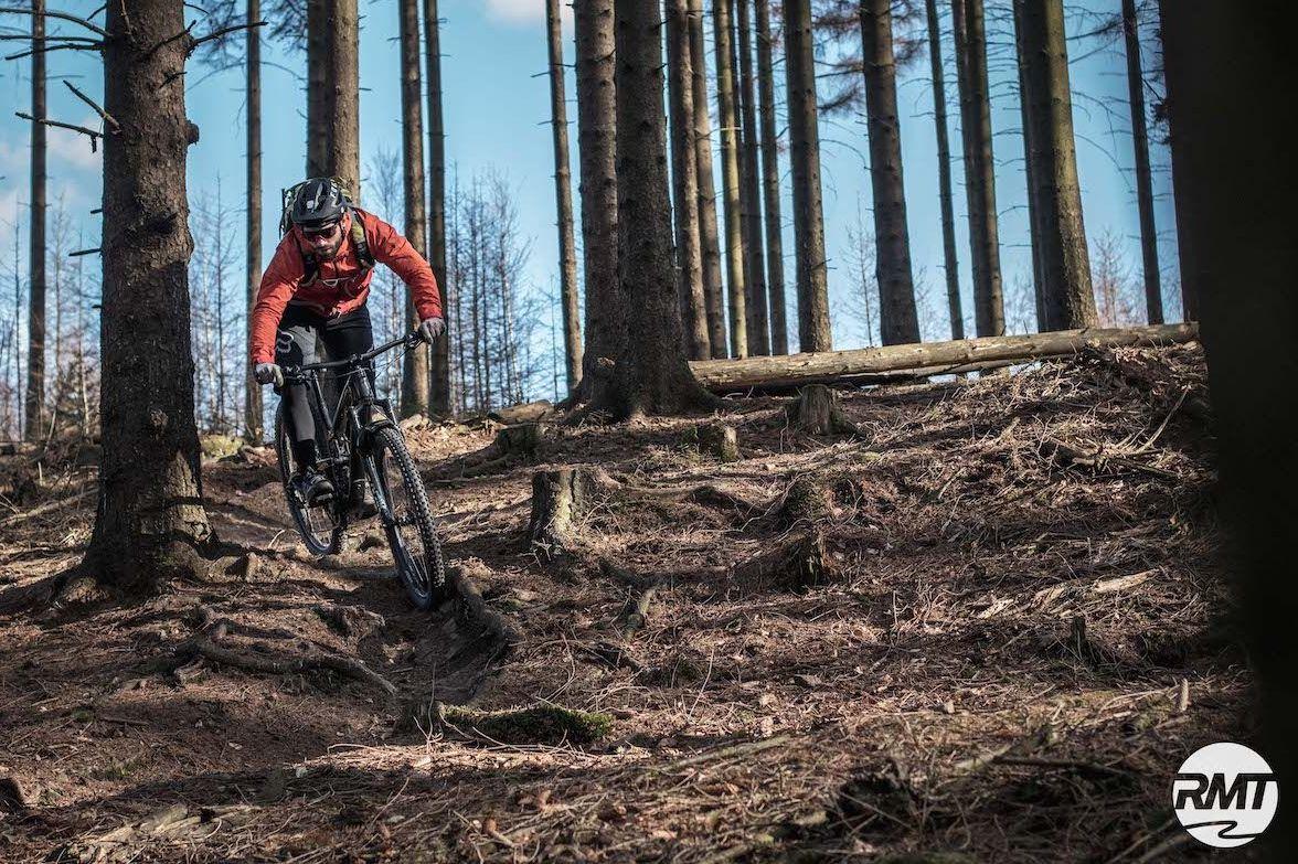 MTB Fahrtechnik Kurs Fortgeschrittene in Würzburg - Mountainbike Fortgeschritten - Rock my Trail Bikeschule