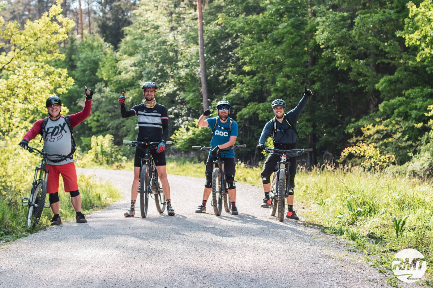 MTB Fahrtechnik Kurs für Einsteiger in Darmstadt