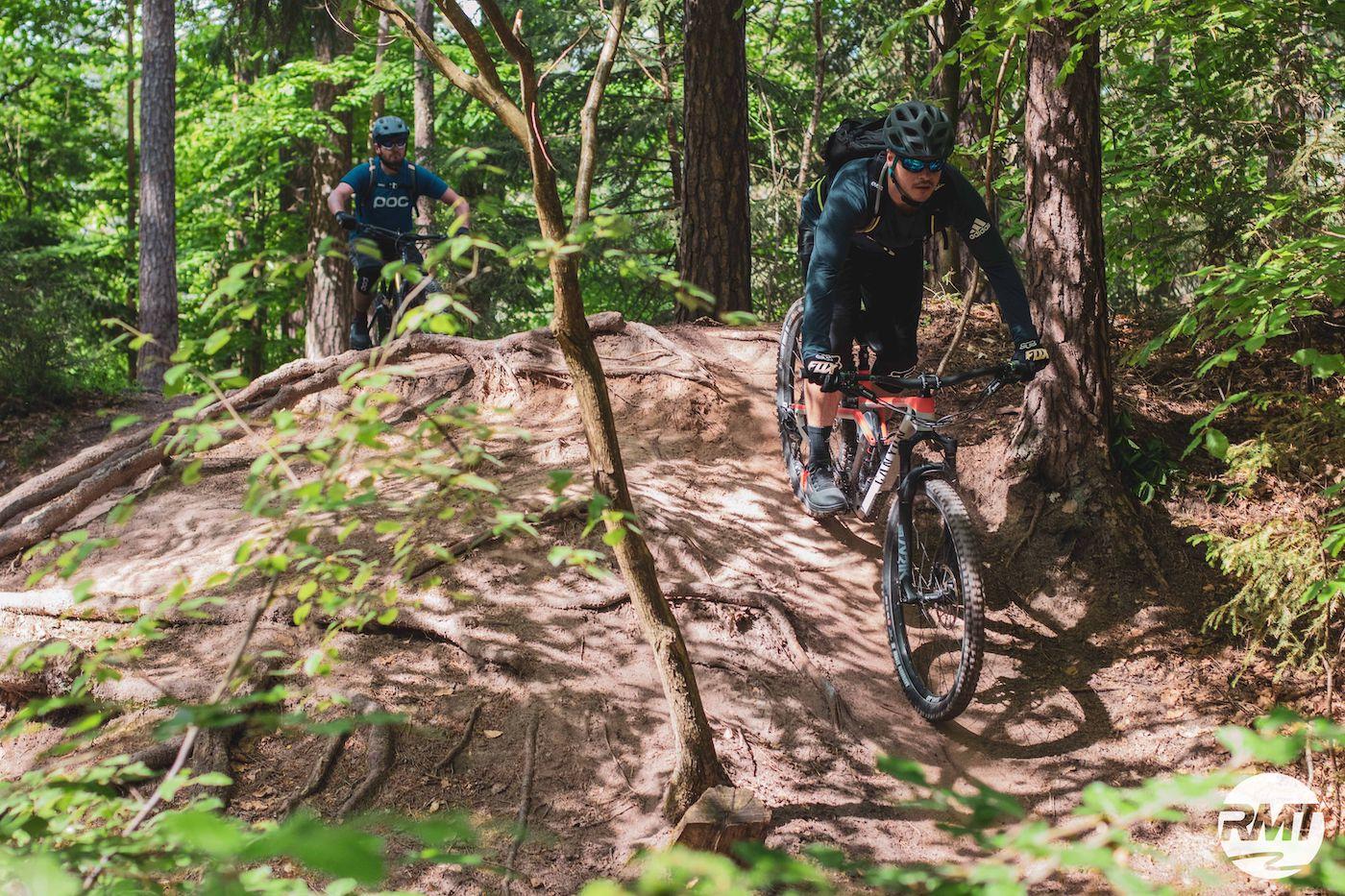 MTB Fahrtechnik Kurs für Einsteiger in Kassel - Mountainbike Basic - Rock my Trail Bikeschule - 5