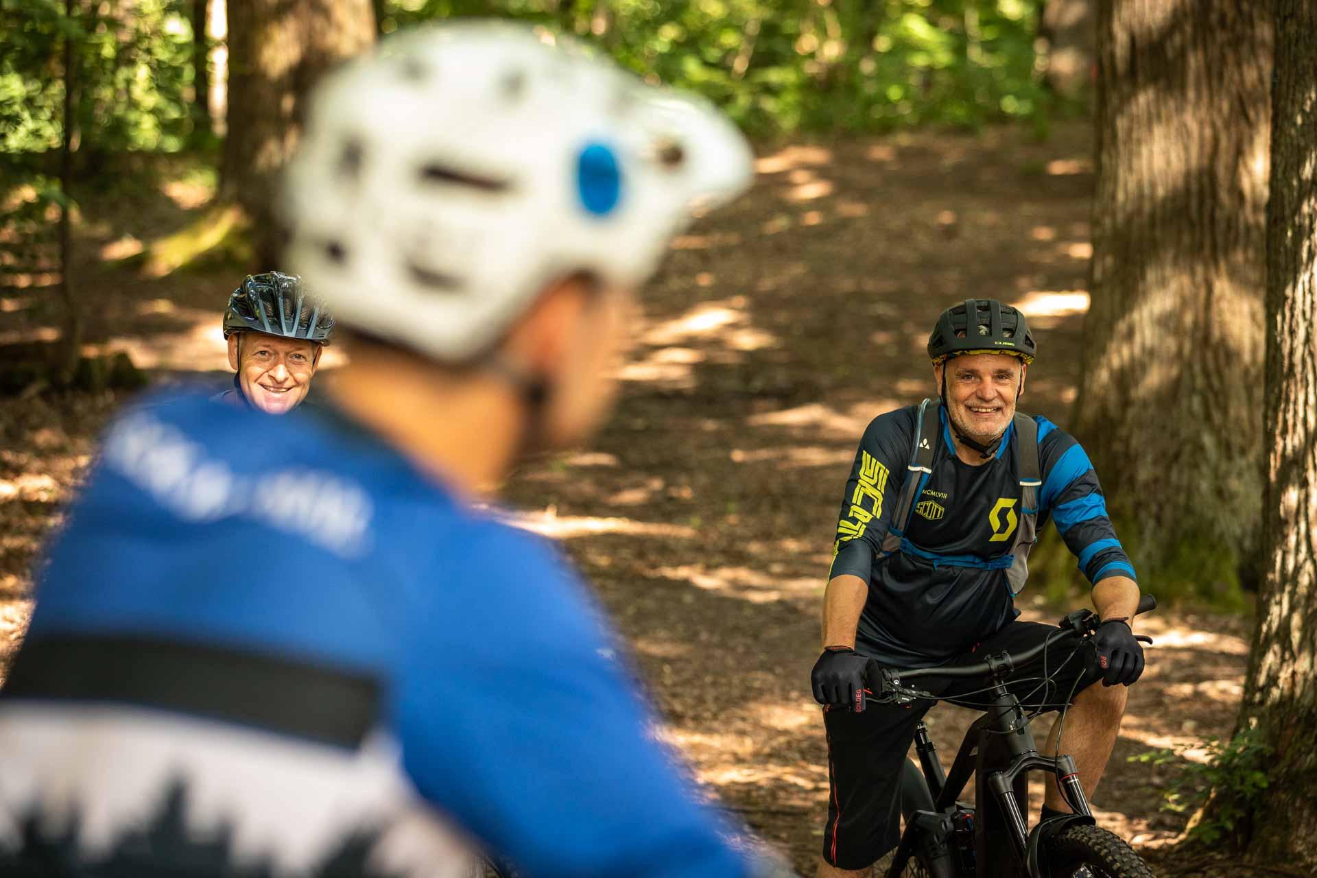 MTB Fahrtechnik Kurs für Einsteiger in Stuttgart |Esslingen - Mountainbike Basic - Rock my Trail Bikeschule