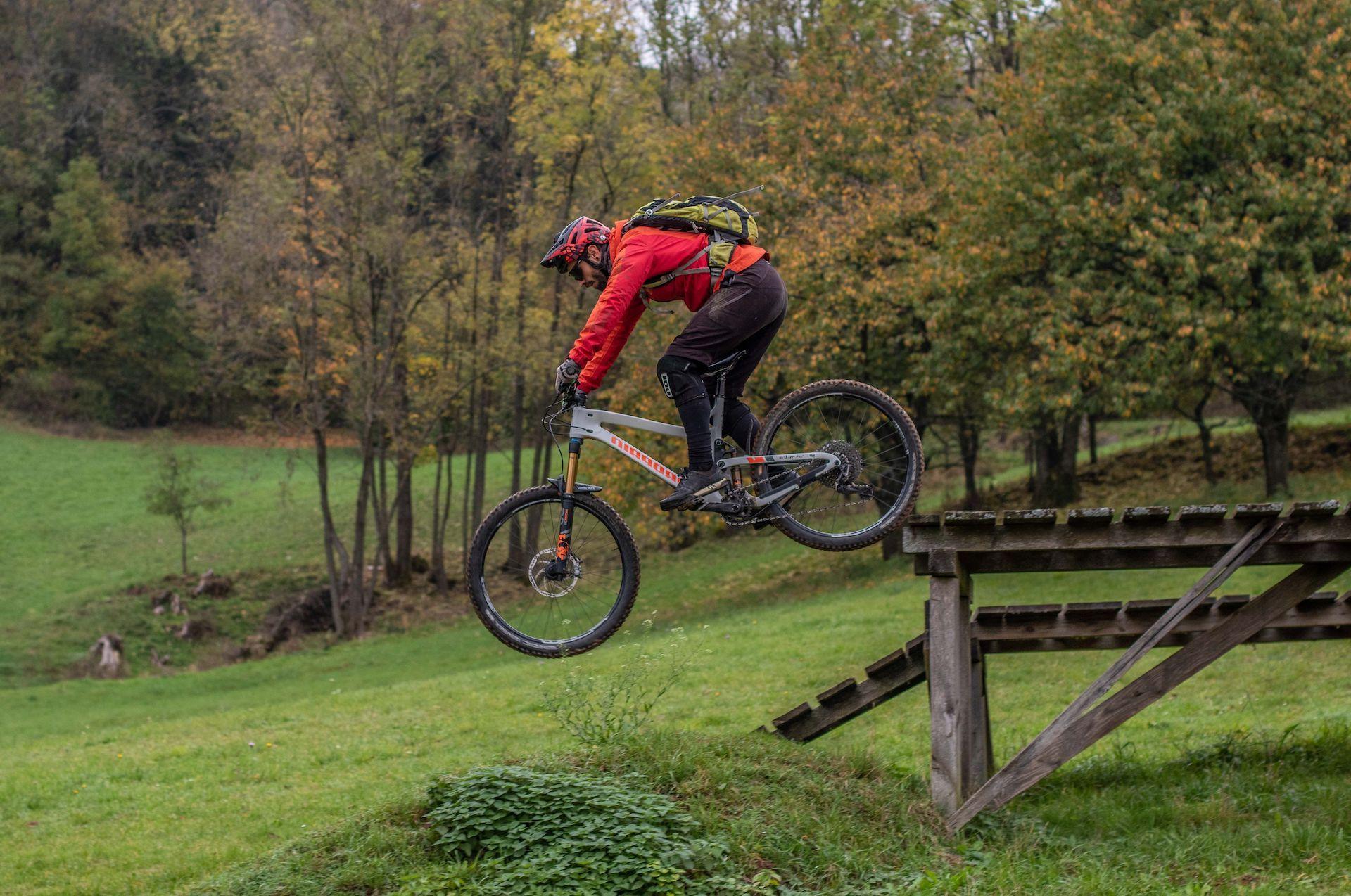 MTB Fahrtechnik Kurse im Bikepark Osternohe im Nürnberger Land - Bike Training mit Rock my Trail Bikeschule -1