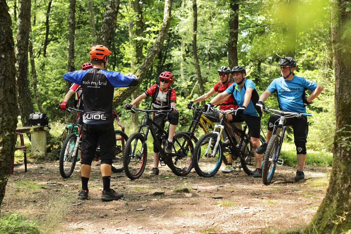 MTB Fahrtechnik Kurse in Ravensburg Bodensee Training Trails Rock my Trail Bikeschule -1