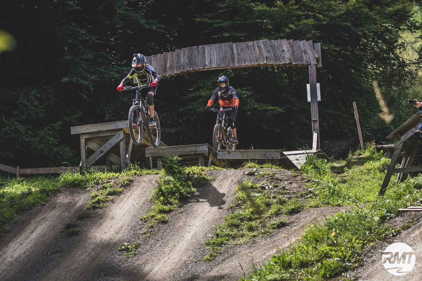 MTB Kinder Fahrtechnik Kurs Bikepark Geisskopf 8-12 1
