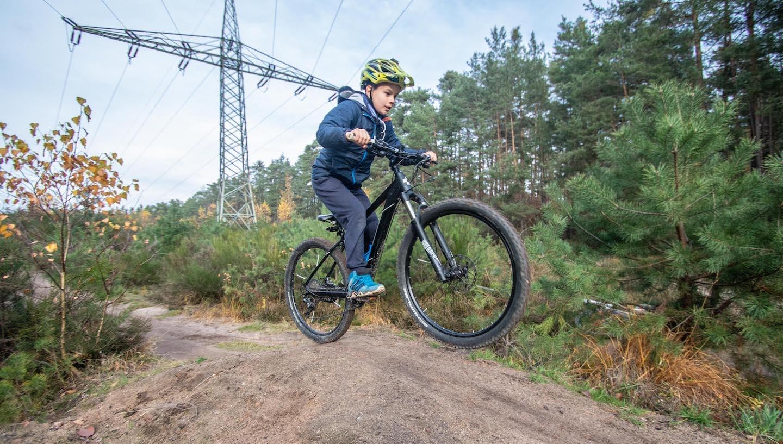 MTB Kinder Fortgeschritten Fahrtechnin Kurs Nürnberg - Rock my Trail Bikeschule 4 Kopie