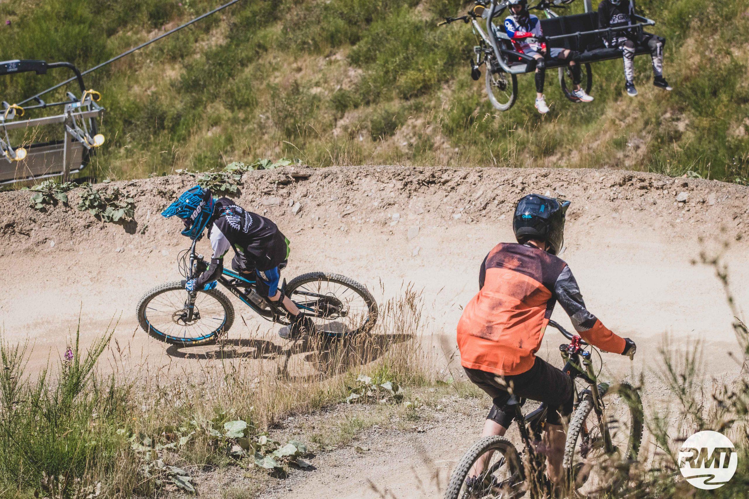 MTB Kinder Kurs Basic München Bikepark Samerberg - Fahrtechnik Training - Rock my Trail