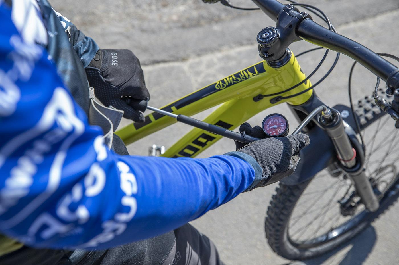 MTB Sprung & Drop Kurs in Pforzheim - Fahrtechnik Training Rock my Trail Bikeschule GmbH