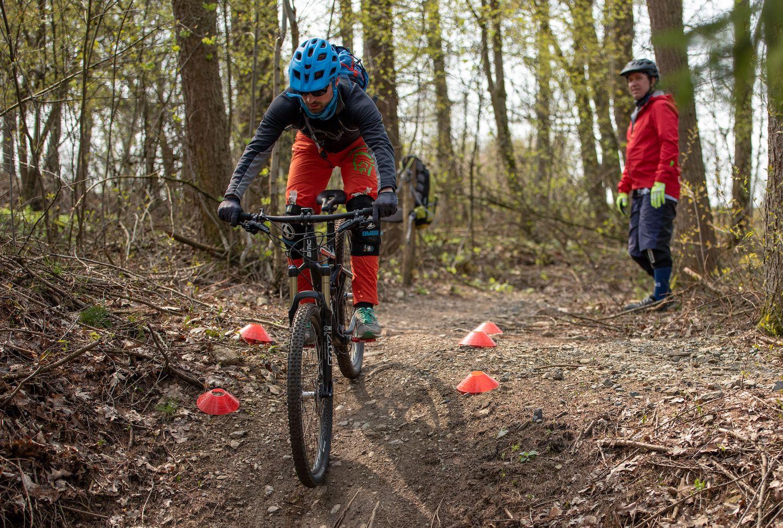 MTB eBike Fahrtechnik Kurse Siegen Flowtrail Einsteiger Fortgeschritten Experten Kinder Rock my Trail Bikeschule