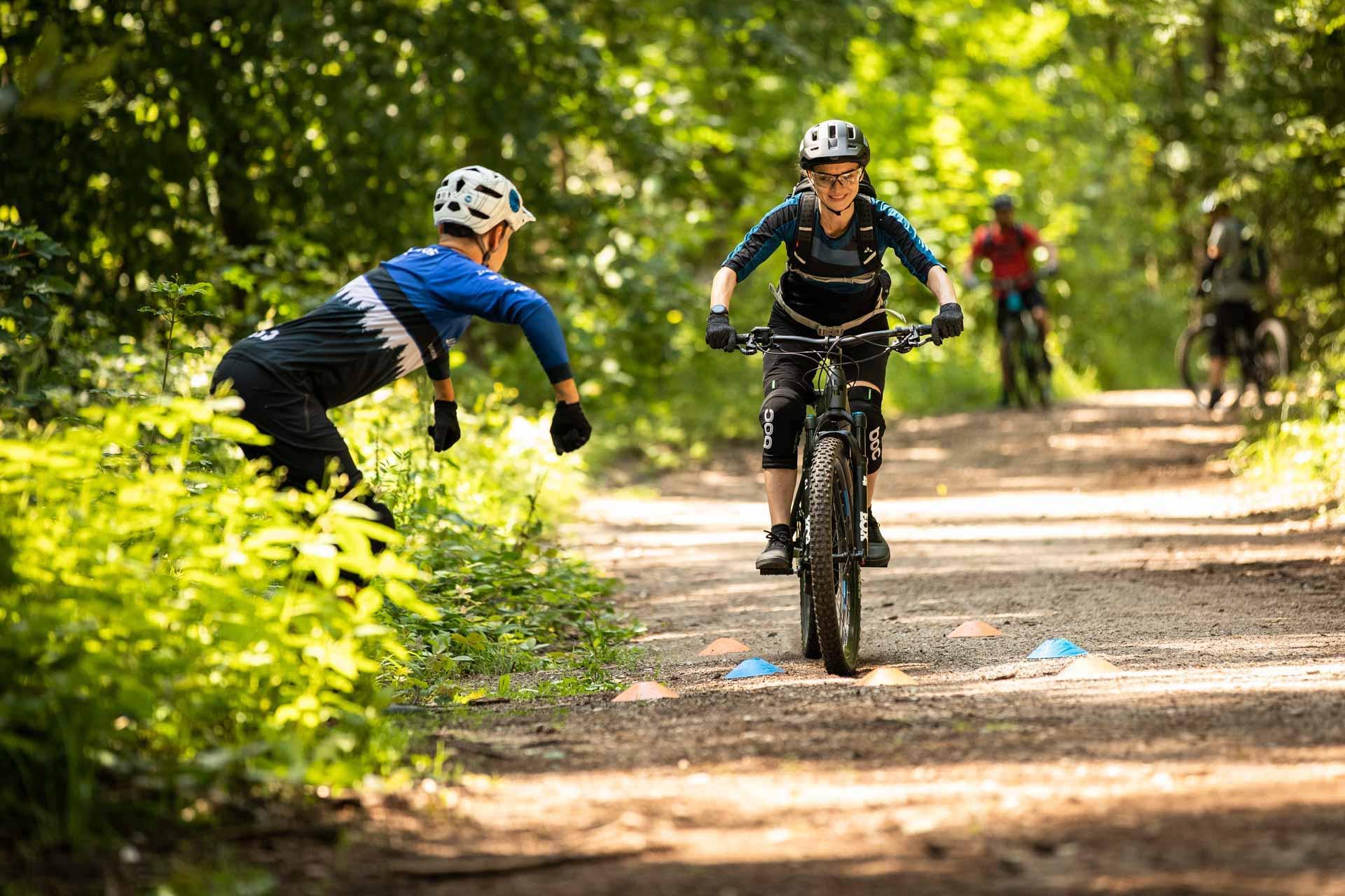 Mountainbike Frauen Kurs in Hannover | Bad Salzdetfurth - Rock my Trail Fahrtechnik Bikeschule