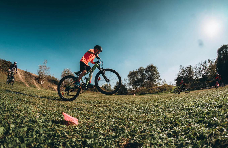 Mountainbike Kinder Kurs in Köln - 8-12 Jahre Kids - Rock my Trail Fahrtechnik Bikeschule