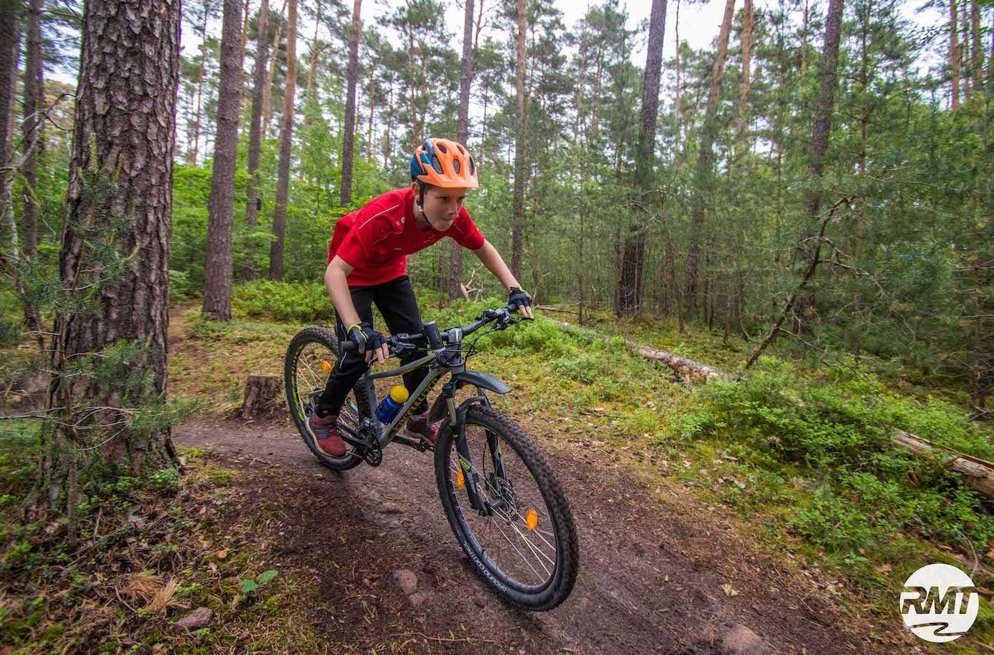 Mountainbike Kinder Kurs in Witten |Ruhrgebiet - 8-12 Jahre Kids - Rock my Trail Fahrtechnik Bikeschule GmbH