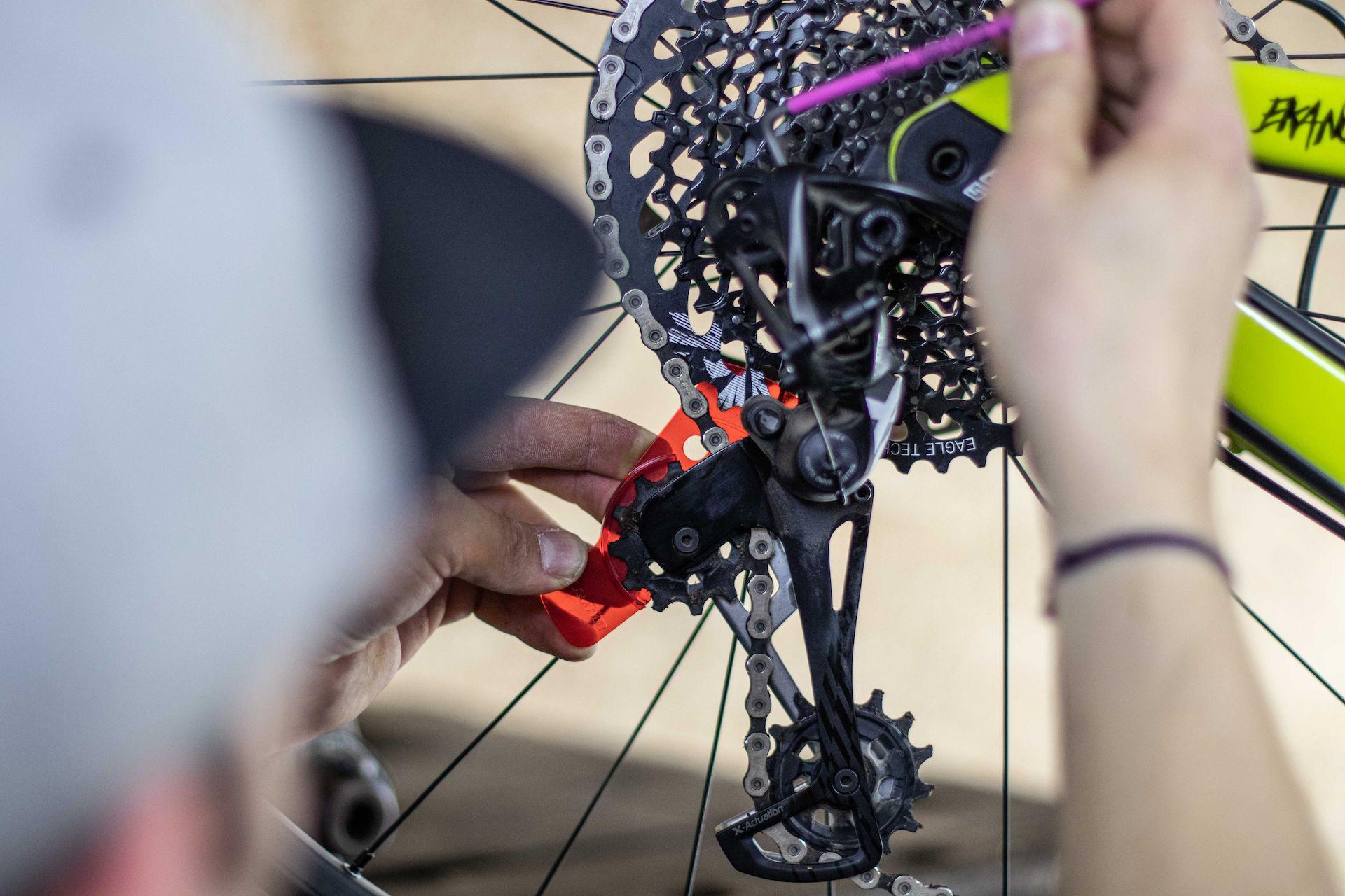 Schrauber Kurs Bike MTB eBike Werkstatt Reparatur Rock my Trail Gummersbach NRW 9