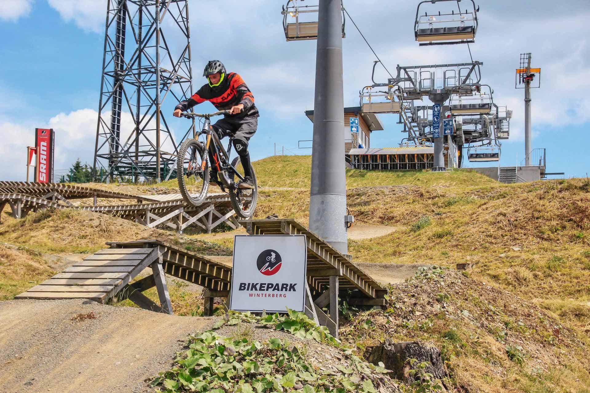 Experten Fahrtechnik Kurs in Frankfurt   Taunus - Rock my Trail MTB und eBike Bikeschule