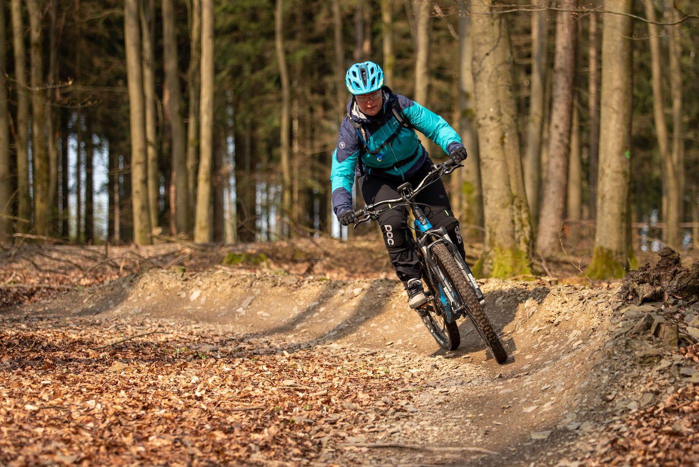 eMTB Basic Fahrtechnik Kurs Frankfurt | Taunus Rock my Trail Bikeschule
