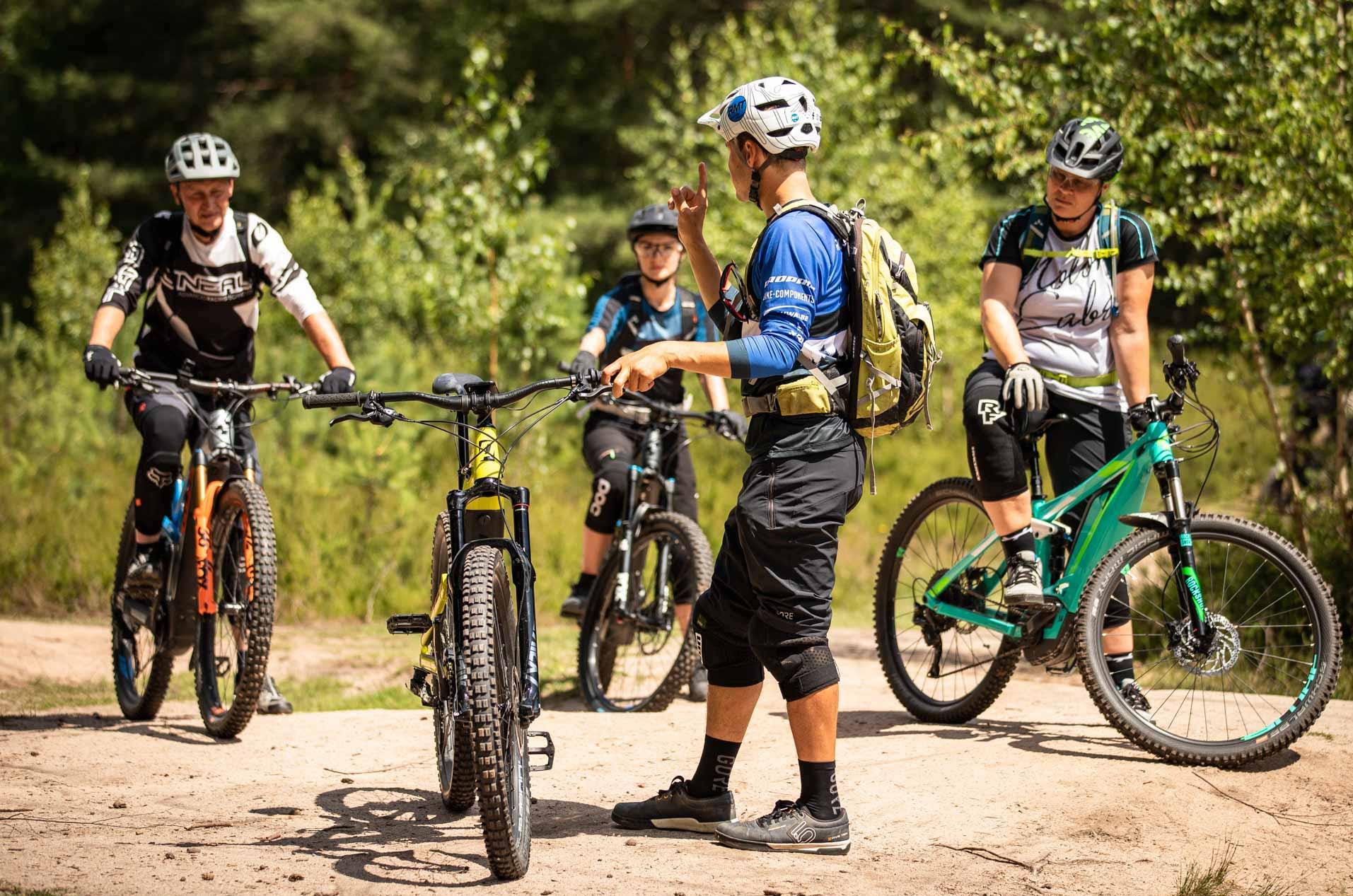 eMTB Einsteiger Kurs Nagold - eBike Training - Rock my Trail