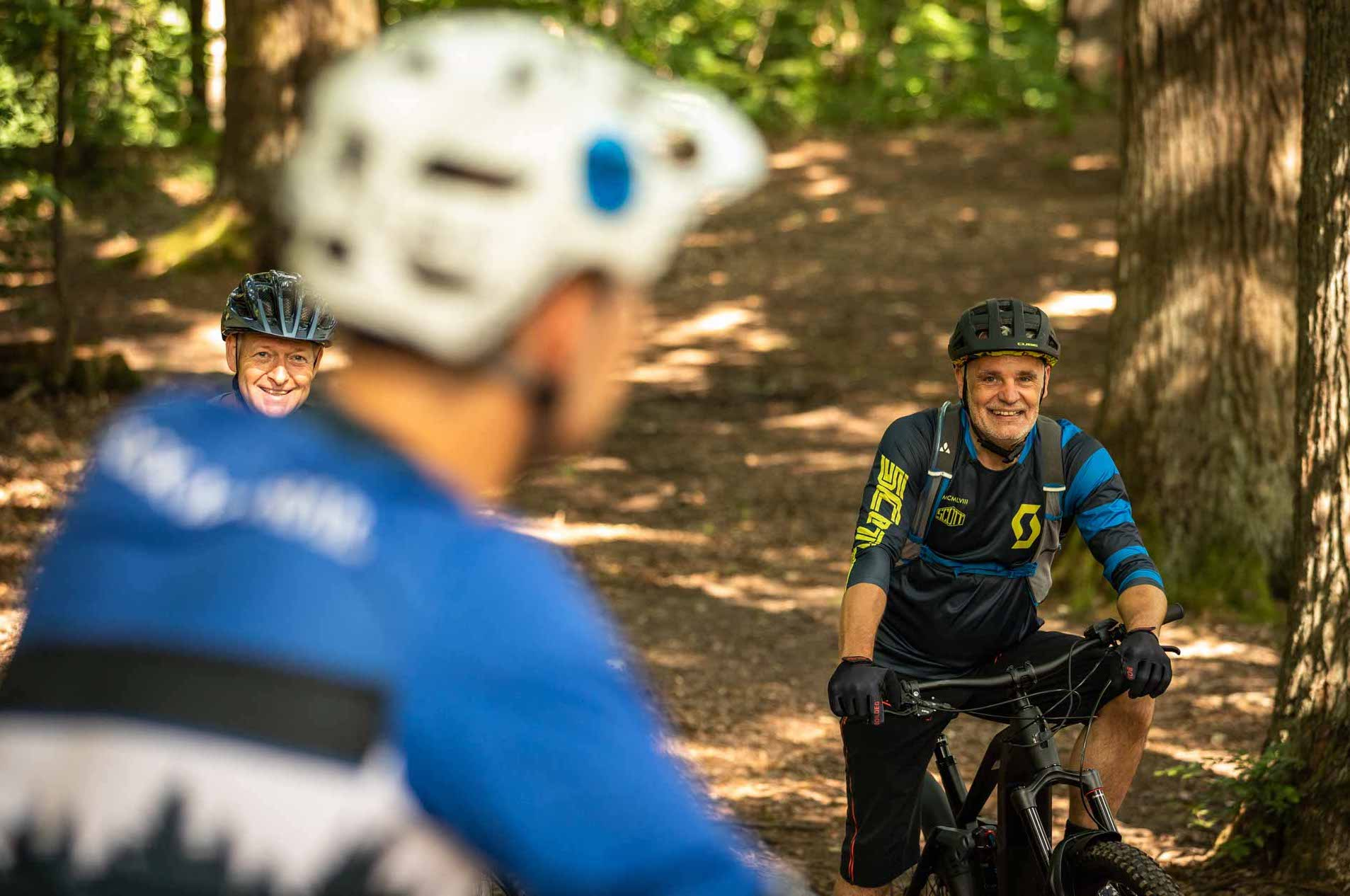 eMTB Fahrtechnik Einsteiger Kurs Witten  Ruhrgebiet - eBike Training - Rock my Trail Bikeschule GmbH
