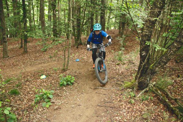 eMTB Fortgeschritten Fahrtechnik Kurs in Gummersbach | Wiehl - Rock my Trail Bikeschule