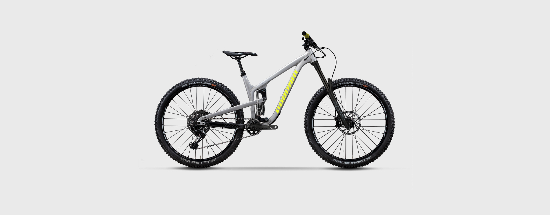 Bike Verleih Bad Salzdetfurth Propain Bikes Testcenter Niedersachsen Tyee 5 - AL - L - 650B - Raw - 1920x750