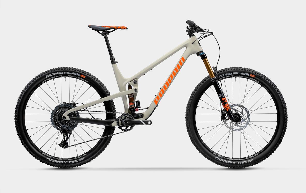 Bike Verleih Gummersbach Propain Bikes Testcenter NRW Hugene 4 - CF - L - Safari - Bild