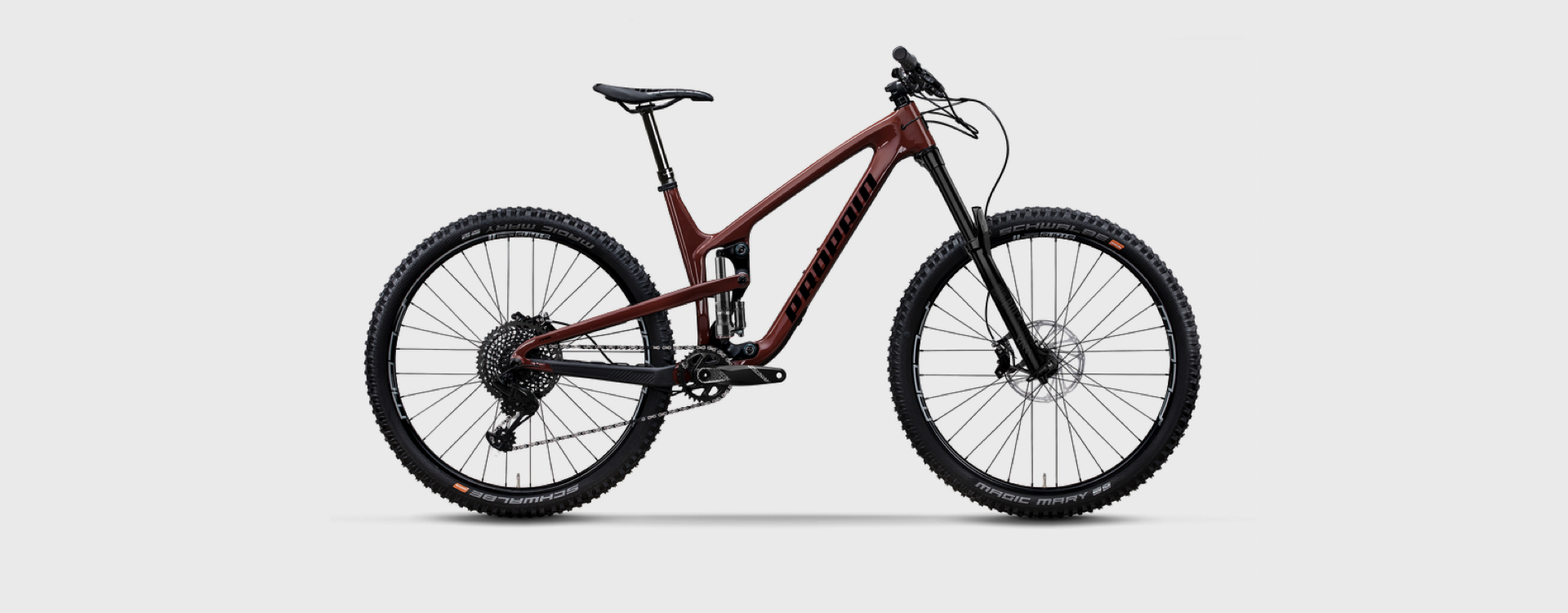 Bike Verleih Gummersbach Propain Bikes Testcenter NRW Tyee 1 - CF - S - 650B - Marsred - 1920x750