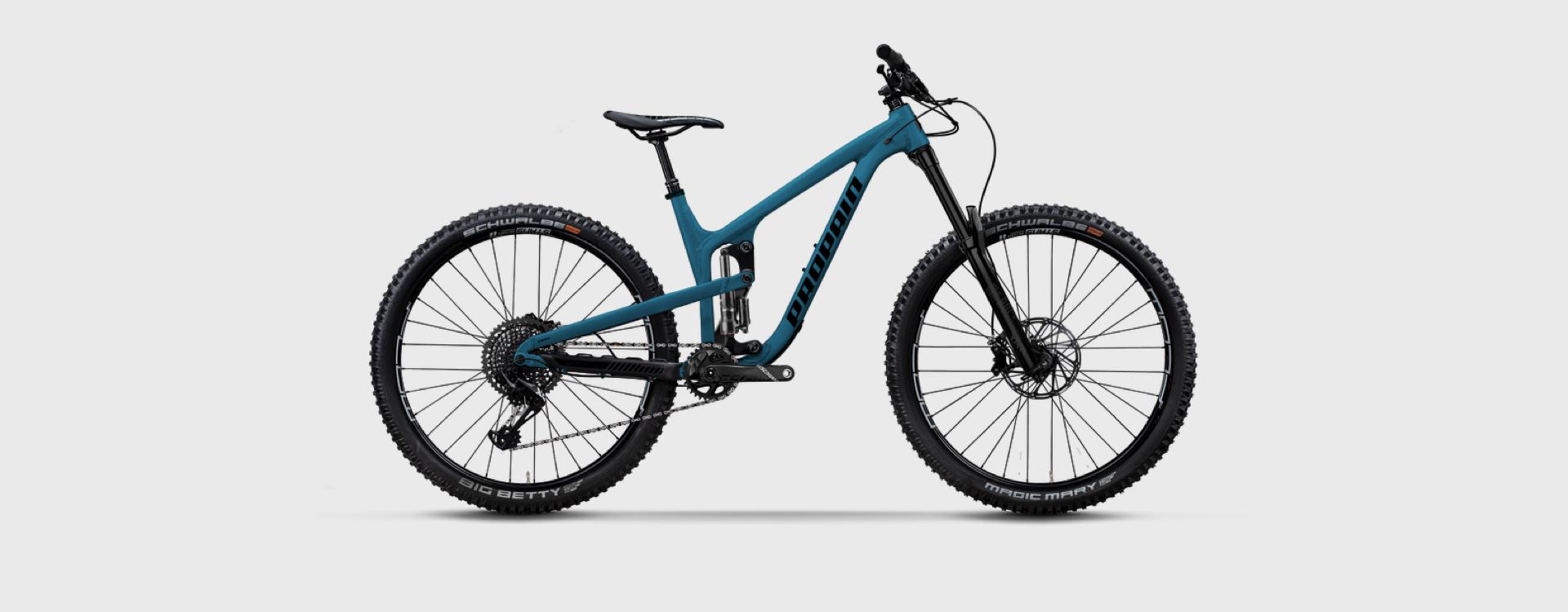 Bike Verleih Gummersbach Propain Bikes Testcenter NRW Tyee 3 - AL - M - Mix - Petrol - 1920x750