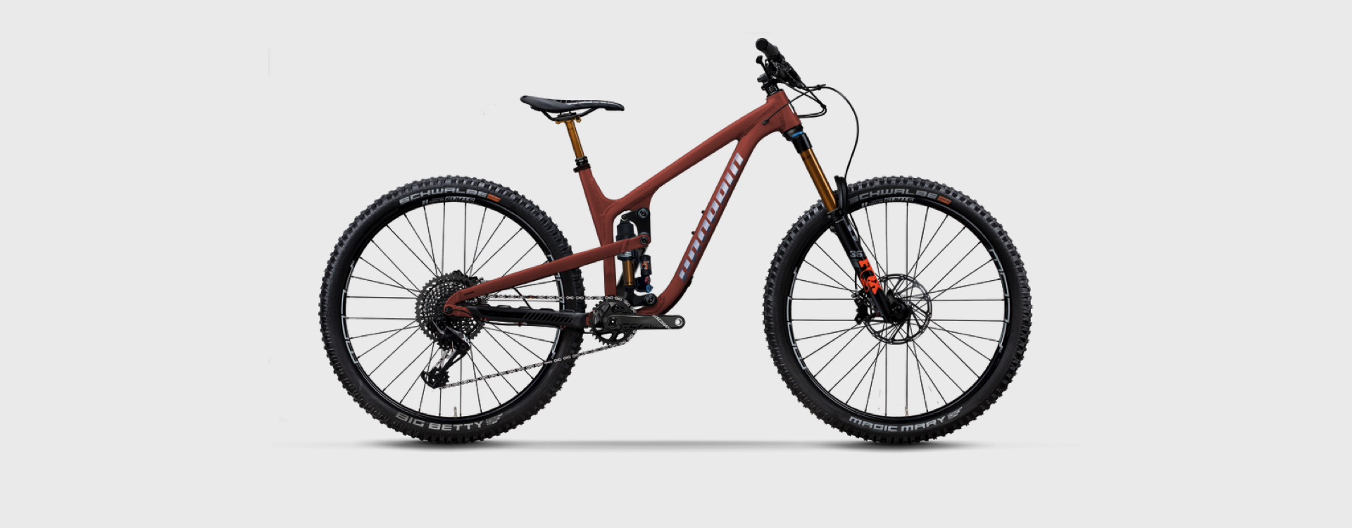 Bike Verleih Gummersbach Propain Bikes Testcenter NRW Tyee 4 - AL - L - 29 - Marsred - 1920x750