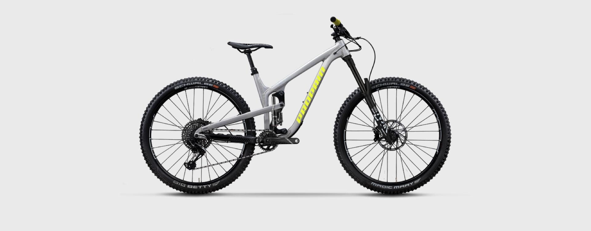 Bike Verleih Gummersbach Propain Bikes Testcenter NRW Tyee 5 - AL - L - 650B - Raw - 1920x750