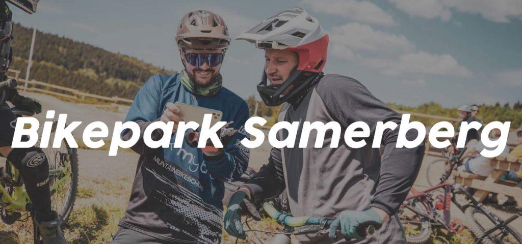 Bikepark Samerberg_ Bayern eBike MTB Fahrtechnik Kurse Training Rock my Trail Bikeschule