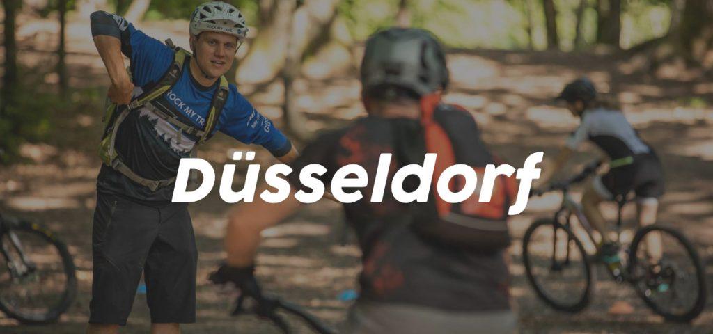 Düsseldorf_ MTB Fahrtechnik Kurse NRW Training eBike eMountainbike Rock my Trail Bikeschule