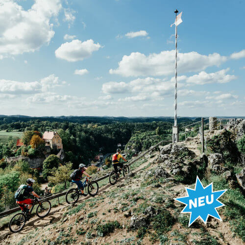 Fraenkische Schweiz Vorschaubild - Rock my Trail Bikeschule