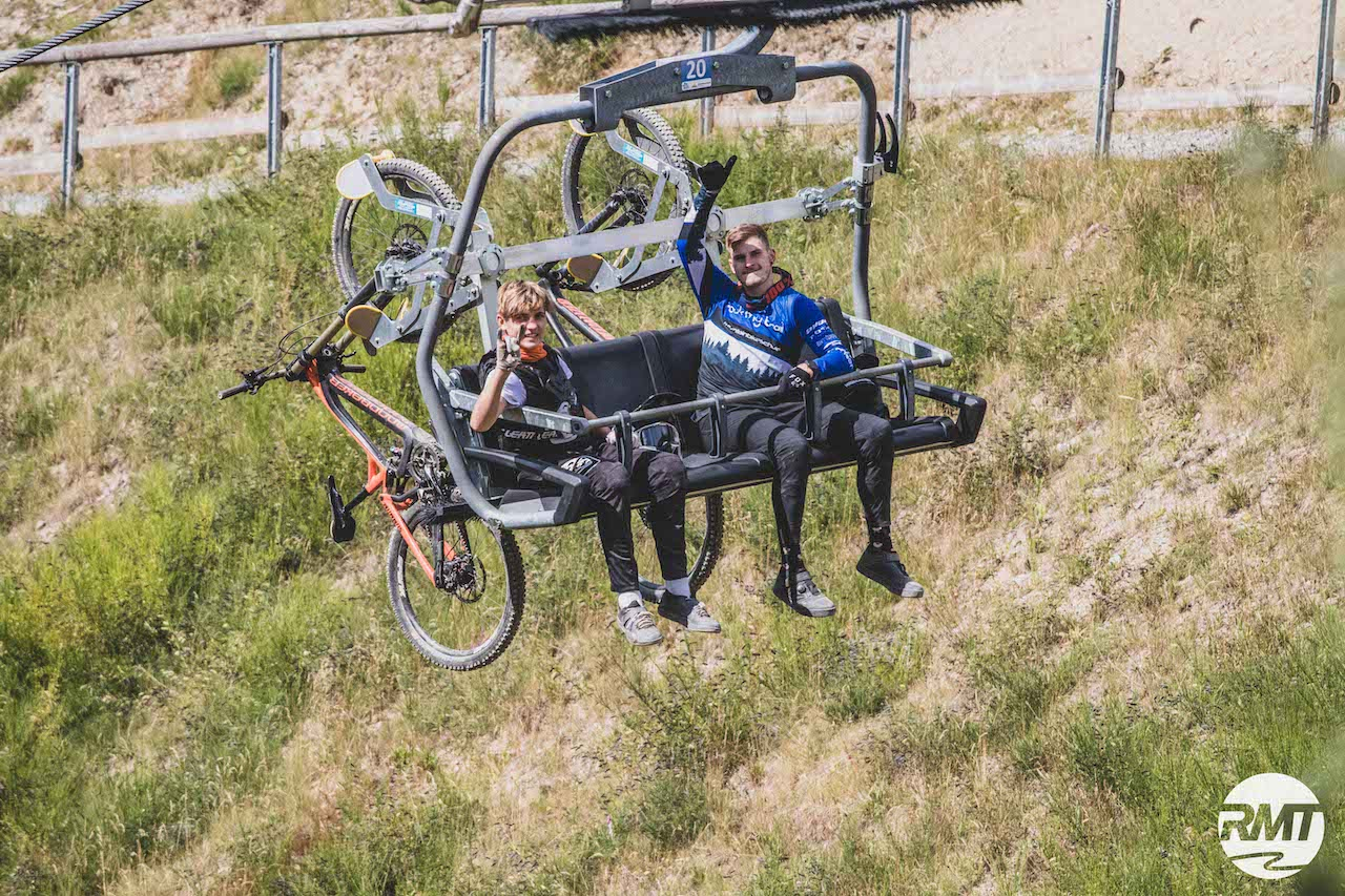 Jugendcamp Bikepark Winterberg Willingen Rock my Trail Bikeschule Kinder Camp Ferien