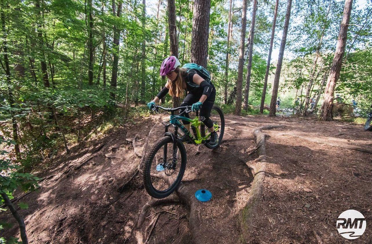 MTB Fahrtechnik Kurs Fortgeschrittene in Berlin - Hauptstadt - Mountainbike Fortgeschritten - Rock my Trail Bikeschule GmbH - 17