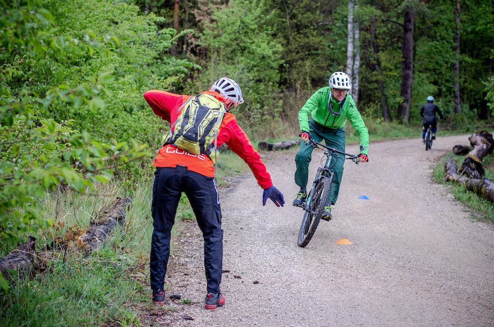MTB Fahrtechnik Kurs Fortgeschrittene in Berlin - Hauptstadt - Mountainbike Fortgeschritten - Rock my Trail Bikeschule GmbH - 18