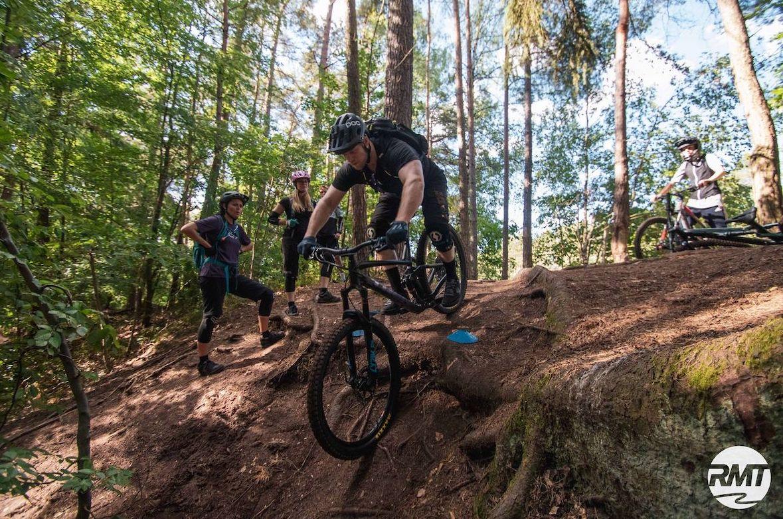 MTB Fahrtechnik Kurs Fortgeschrittene in Berlin - Hauptstadt - Mountainbike Fortgeschritten - Rock my Trail Bikeschule GmbH - 19