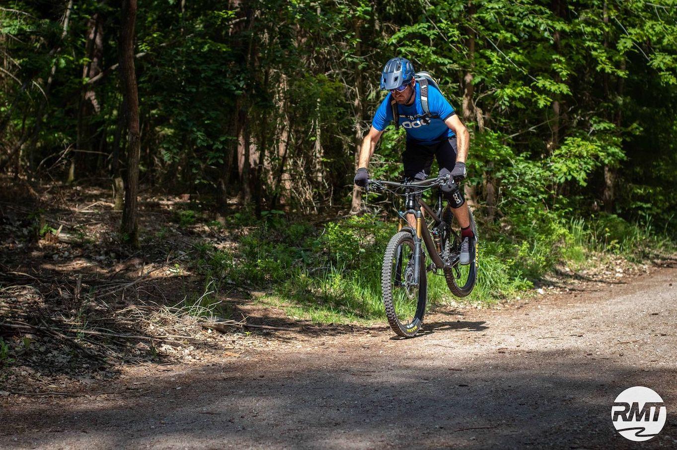 MTB Fahrtechnik Kurs Fortgeschrittene in Hamburg - Harburger Berge Norden - Mountainbike Fortgeschritten - Rock my Trail Bikeschule - 8