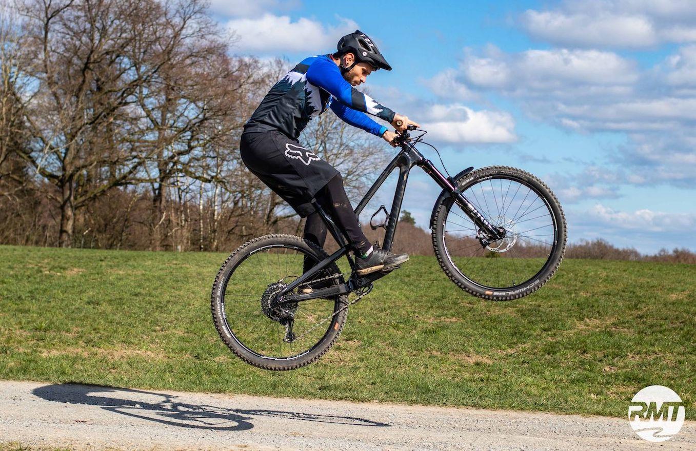 MTB Fahrtechnik Kurs Fortgeschrittene in Leipzig - Mountainbike Fortgeschritten - Rock my Trail Bikeschule