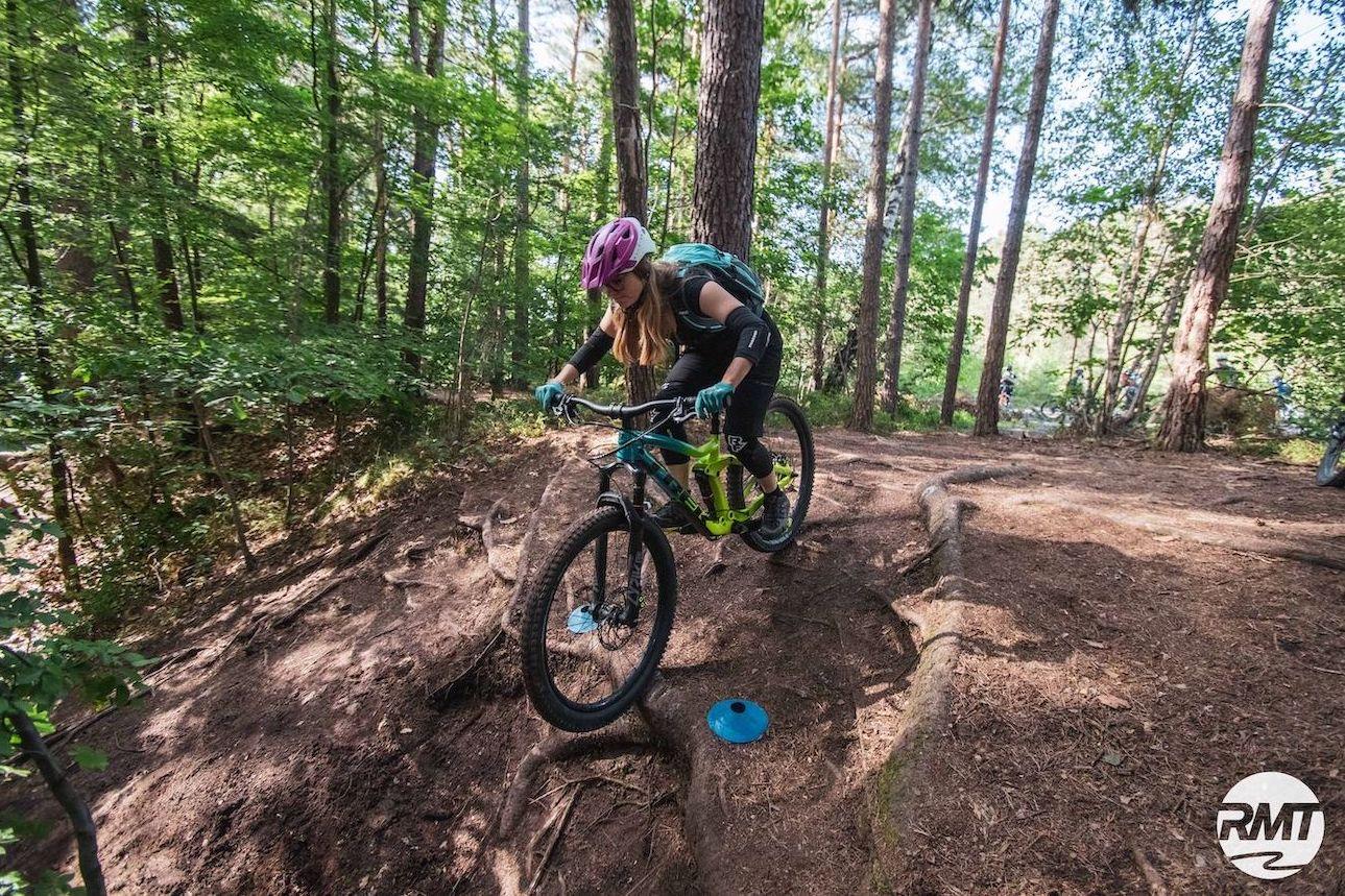 MTB Fahrtechnik Kurs Fortgeschrittene in Moers - Mountainbike Fortgeschritten - Rock my Trail Bikeschule - 4
