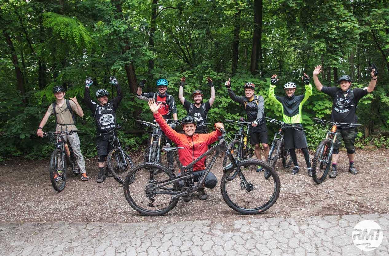 MTB Fahrtechnik Kurs Fortgeschrittene in Moers - Mountainbike Fortgeschritten - Rock my Trail Bikeschule - 9