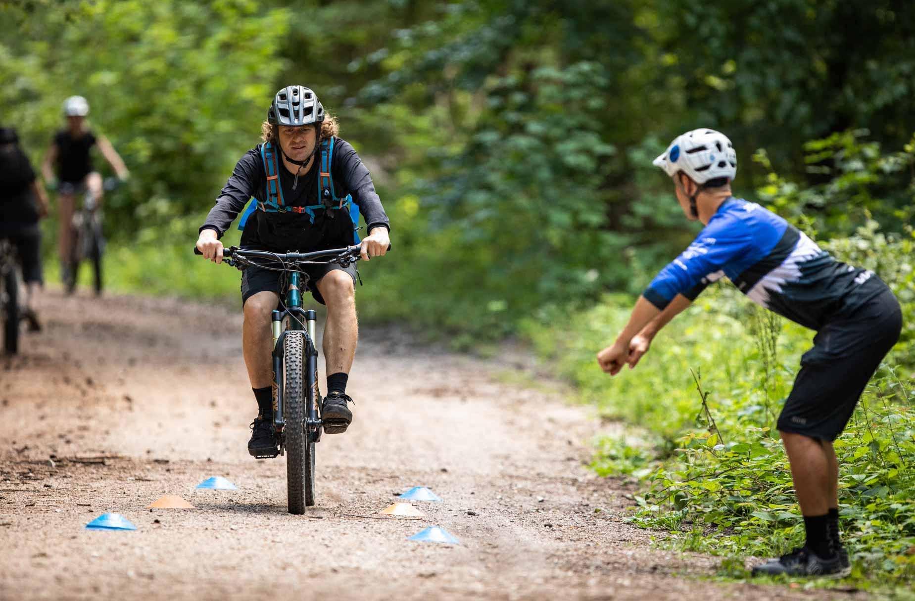 MTB Fahrtechnik Kurs für Einsteiger in Witten - Ruhrgebiet - Mountainbike Basic Ruhrgebit Trail Anfänger - Rock my Trail Bikeschule GmbH - 18