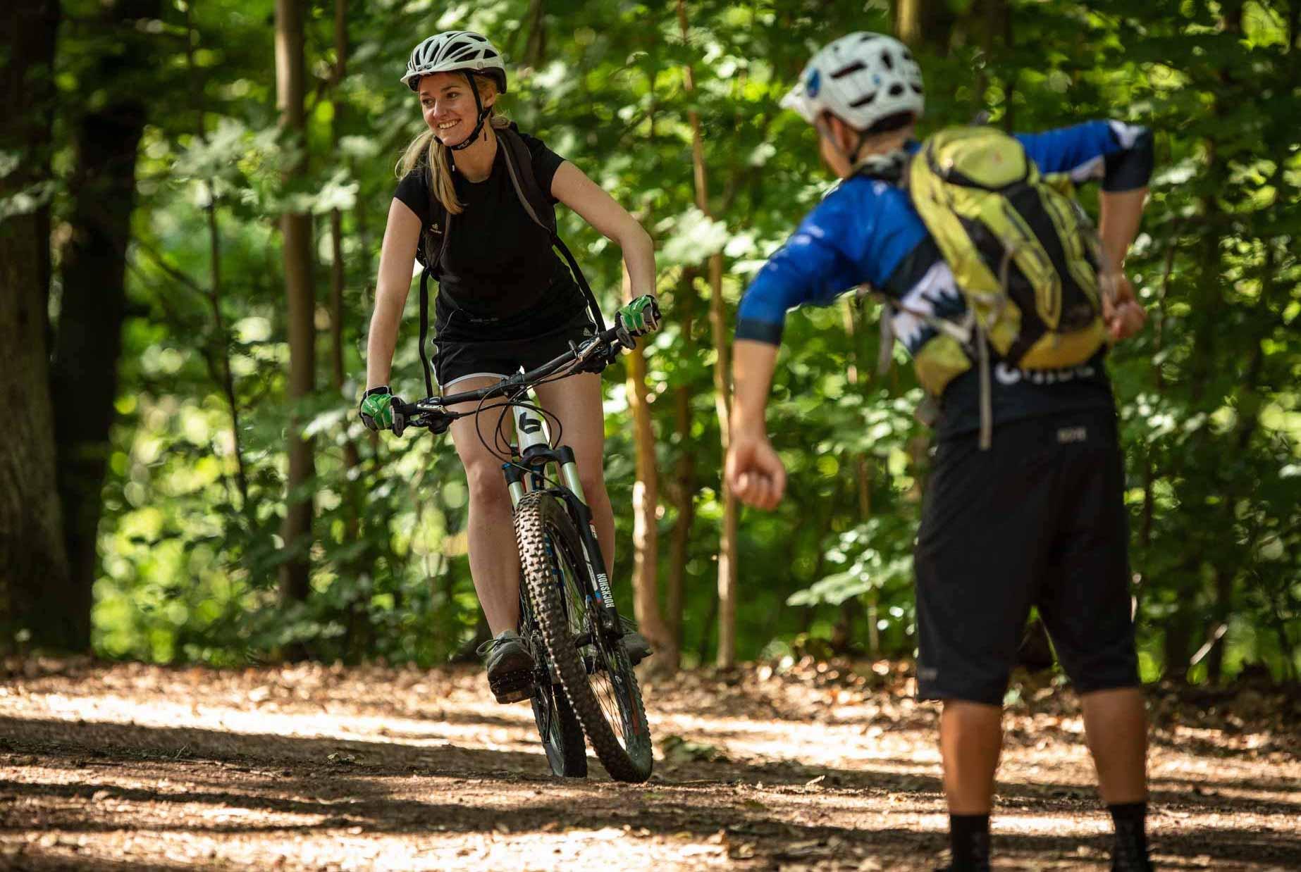 MTB Fahrtechnik Kurs für Einsteiger in Witten - Ruhrgebiet - Mountainbike Basic Ruhrgebit Trail Anfänger - Rock my Trail Bikeschule GmbH - 19