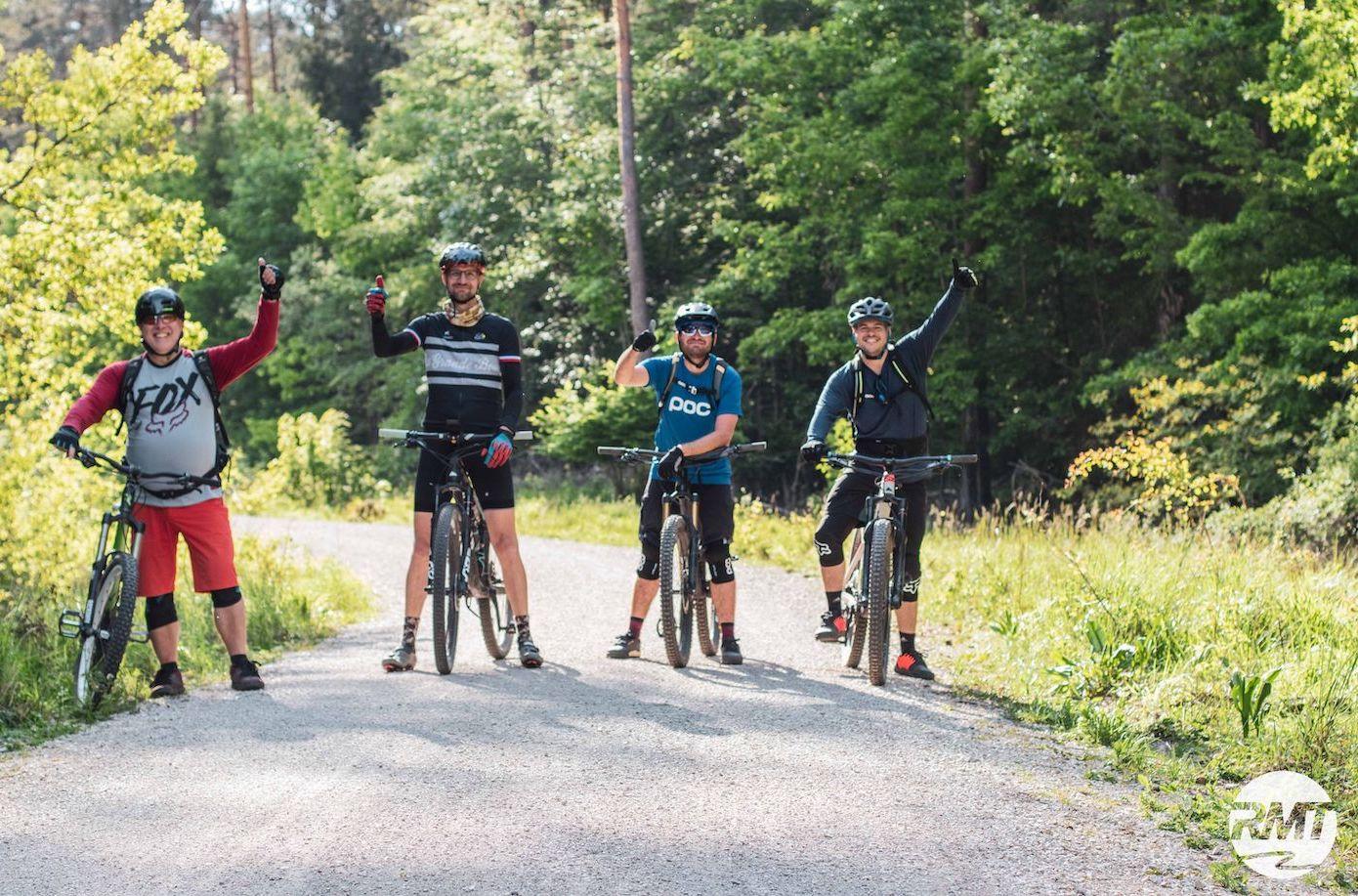 MTB Fahrtechnik Kurs für Einsteiger in Witten - Ruhrgebiet - Mountainbike Basic Ruhrgebit Trail Anfänger - Rock my Trail Bikeschule GmbH - 24